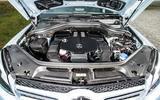 Mercedes-Benz GLE hybrid engine