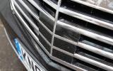 Mercedes-Benz S-Class front grille