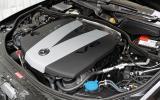 3.0-litre V6 Mercedes-Benz S-Class diesel engine