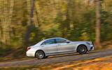 Mercedes-Benz S-Class side profile