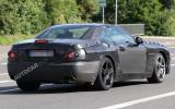 Next Merc SL63 AMG - first pics