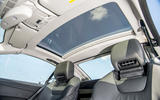 Mercedes-Benz SL sunroof