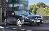4 star Mercedes-Benz SL