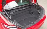 Mercedes-Benz SLK boot space