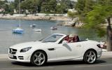 Diesel Mercedes SLK unveiled