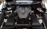 Mercedes-AMG SLS 6.2-litre V8 engine