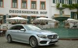 Mercedes-Benz C-class C250 estate first drive review
