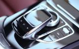 Mercedes-Benz C-Class infotainment controller