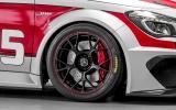 Frankfurt motor show: Mercedes CLA 45 AMG Racing Series