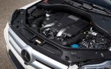 4.7-litre V8 Mercedes-Benz GL 500 engine