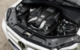 Mercedes-AMG GL 63 engine bay