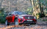 4 star Mercedes-Benz GLC