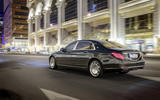Mercedes-Maybach S 600 rear