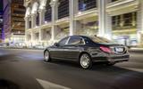 Mercedes-Maybach S 600 rear