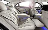 New armoured Mercedes-Benz S-class revealed