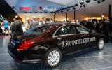 Mercedes-Benz S500 plug-in hybrid shown