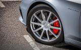 Mercedes-Benz S 63 AMG alloys