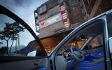 Mercedes-Benz S 63 AMG door opened
