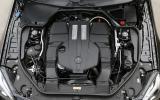 3.0-litre V6 Mercedes-Benz SL 400 engine
