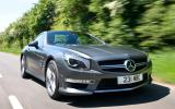 More power for Mercedes SL63 AMG