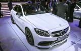 Mercedes-AMG C63 revealed