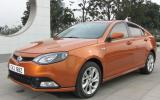 MG 6 to be sold in Europe