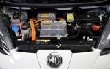 70bhp MG EV concept electric motor