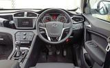 MG GS dashboard