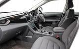 MG GS interior