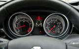 MG GS instrument cluster