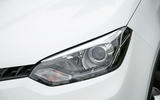 MG GS xenon headlights