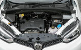 1.5-litre MG GS petrol engine