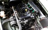 MG LE50 2.0-litre petrol engine