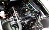 MG LE50 2.0-litre petrol engine