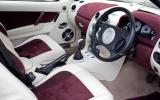 MG X-Power SV driven