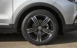 MG ZS alloy wheels