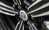 MG ZS two tone alloys