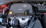 MG5 4-cylinder engine