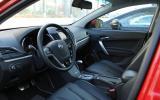 MG5 interior