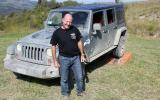 A lesson in off-roading with World Rally Champion Miki Biasion