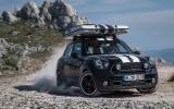 Mini unveils Clubvan and Countryman camper concepts