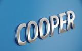 Mini Cooper badging