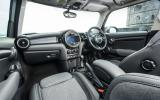 Mini Cooper D five-door UK first drive review