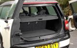 Mini Clubman boot space