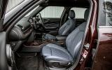 Mini Clubman interior
