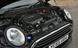 Mini Clubman comes with the same engine choices as the hatchback