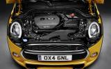 2.0-litre Mini Cooper S engine
