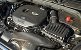 2.0-litre Mini Cooper S Works 210 petrol engine