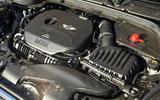 2.0-litre Mini Cooper S Works 210 petrol engine