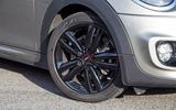 Mini Cooper S Works 210 alloy wheels
